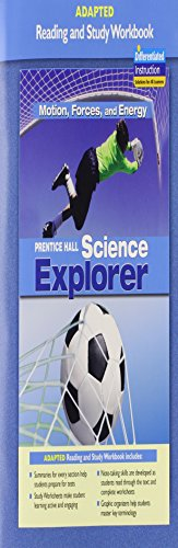 PRENTICE HALL SCIENCE EXPLORER MOTION FORCES AND: HALL, PRENTICE