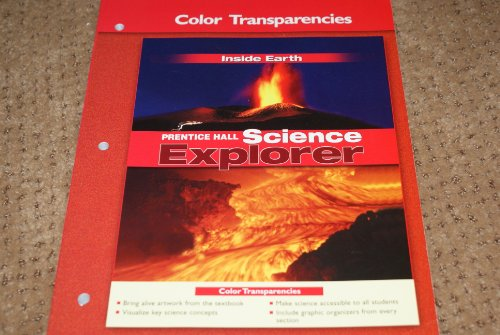 Prentice Hall Science Explorer Inside Earth: Adapted: Pearson Staff