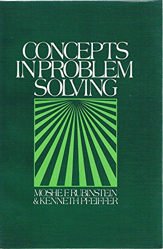 9780131666030: Concepts in Problem Solving