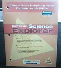 9780131666245: Differentiated Instruction Guide for Labs and Activities (Prentice Hall Science Explorer)