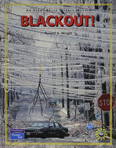9780131666344: PRENTICE HALL EVENT BASED SCIENCE BLACKOUT! STUDENT EDITION 2005C