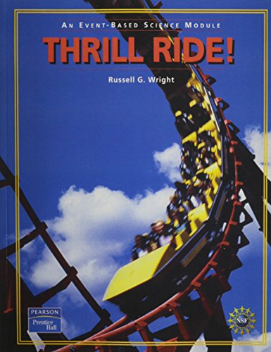 9780131666504: PRENTICE HALL EVENT BASED SCIENCE THRILL RIDE! STUDENT EDITION 2005C