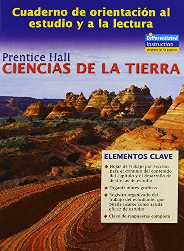 EARTH SCIENCE GUIDED READING & STUDY WORKBOOK/SPANISH EDITION/CUADERNO DE ORIENTACION...