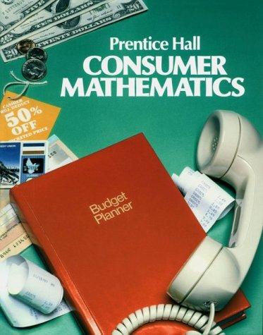 Consumer Mathematics: French