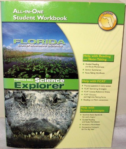 9780131667747: All in One Student Workbook (Prentice Hall Science Explorer Comprehensive Science Green)