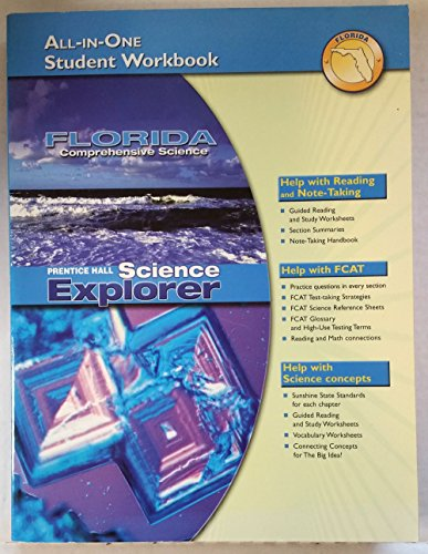 9780131667754: All in One Student Workbook (Prentice Hall Science Explorer Florida Comprehensive Blue Cover)