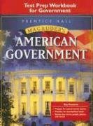 9780131668096: American Government : Test Prep Workbook for Government