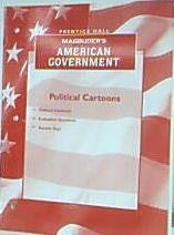 9780131668195: Prentice Hall Magruder's American Government Political Cartoons. (Paperback)
