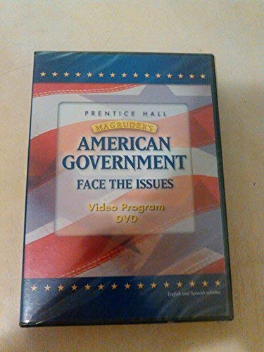 9780131668270: Magruder's American Government: Face the Issues Video Program [DVD]