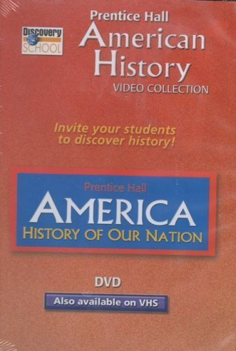 9780131668355: Prentice Hall Discovery School American History Video Collection on DVDs