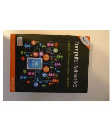 9780131668362: Computer Networks, Second Edition (Prentice Hall Internation Editions)