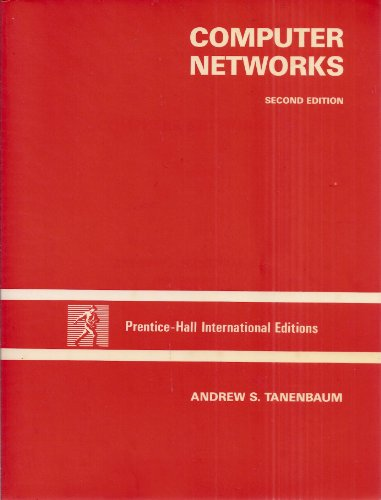 9780131668362: Computer Networks