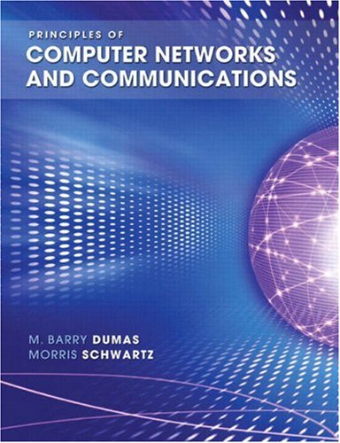 9780131672642: Principles of Computer Networks and Communications