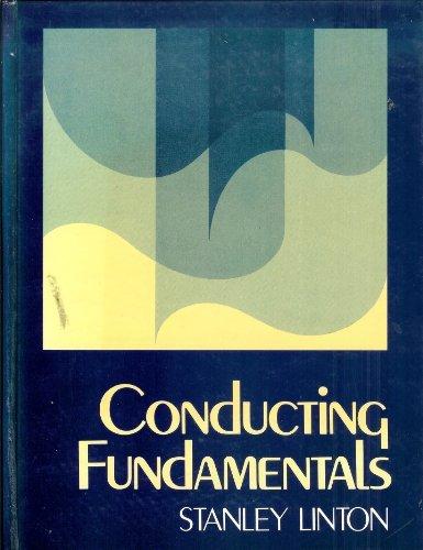 9780131673205: Conducting Fundamentals
