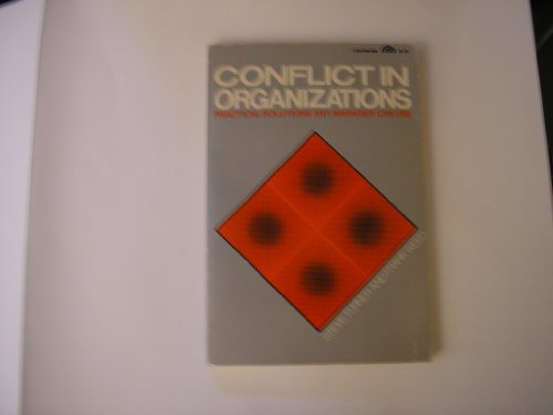9780131673878: Conflict in Organizations