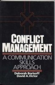 9780131675032: Conflict Management: A Communication Skills Approach