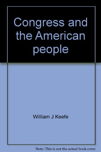 9780131676350: Congress and the American people