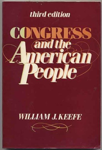 9780131676510: Congress and the American People