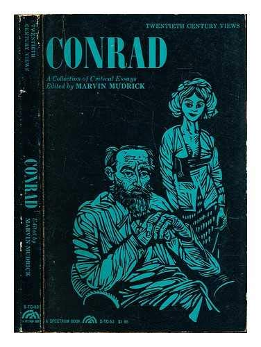 9780131677425: Conrad: A Collection of Critical Essays