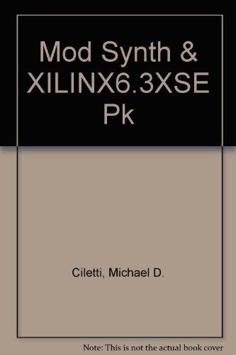 9780131678477: Mod Synth & XILINX6.3XSE Pk
