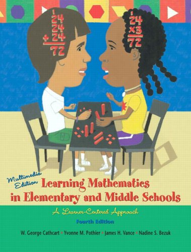 9780131679542: Learning Math in Elementary and Middle School & IMAP Package (4th Edition)