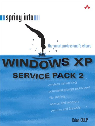 9780131679832: Spring Into Windows XP Service Pack 2