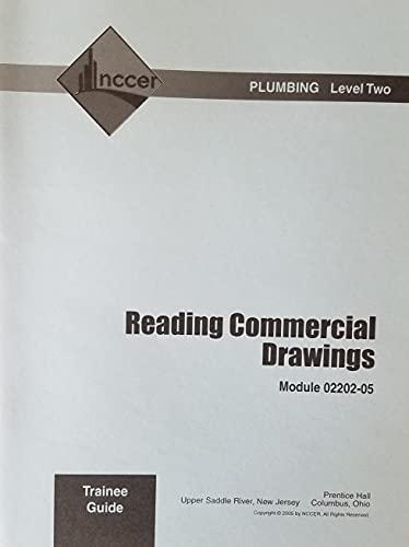 9780131683044: 02202-05 Reading Commercial Drawings TG (Bin; B9N) 2005: Level 2