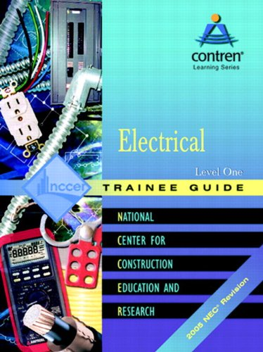 9780131684478 Electrical Level 1 Trainee Guide 2005 NEC