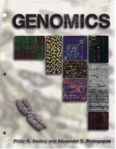 Genomics & PowerPoint CD Package: Philip Benfey