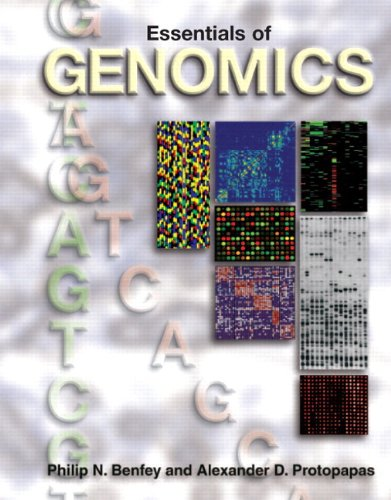 9780131686410: Essentials of Genomics and PowerPoint CD Package