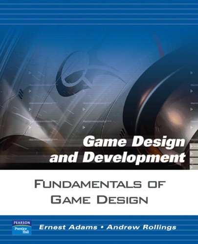 9780131687479: Fundamentals of Game Design (Game Design and Development)