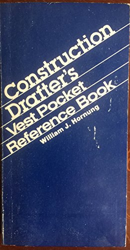 9780131688155: Construction drafter's vest pocket reference book (Prentice-Hall vest pocket reference book series)