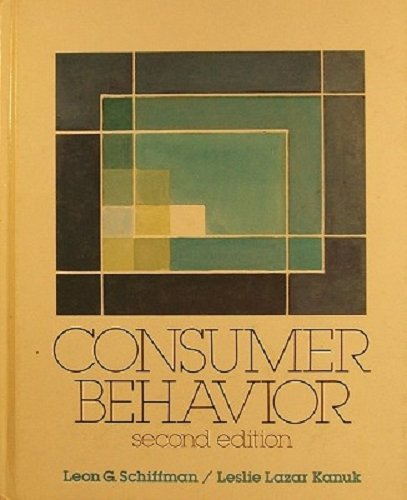 9780131688803: Consumer Behavior