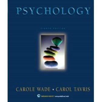 9780131689817: Psychology & Onekey Blackboard Pkg