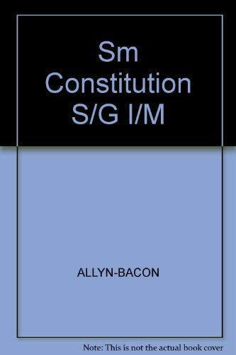 9780131689985: Prentice Hall Constitution Study Guide Teacher's Manual