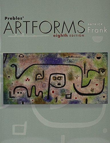 9780131693555: Prebles' Artforms & Artnotes Pkg