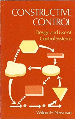 9780131693593: Constructive Control: Design and Use of Control Systems