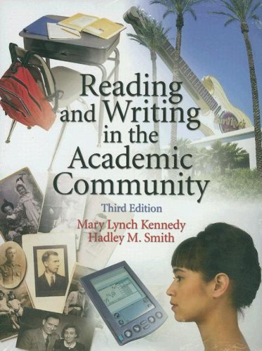 9780131693869: Reading and Writing in the Academic Community