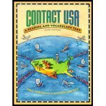 9780131695993: Contact USA : A Reading and Vocabulary Textbook