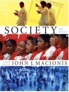 Society: The Basics (2006): John J. Macionis