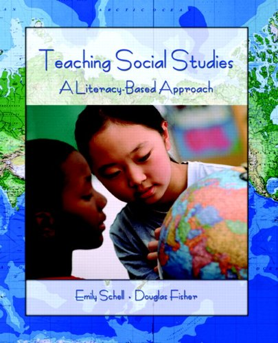 9780131700178: Teaching Social Studies: A Literacy-Based Approach