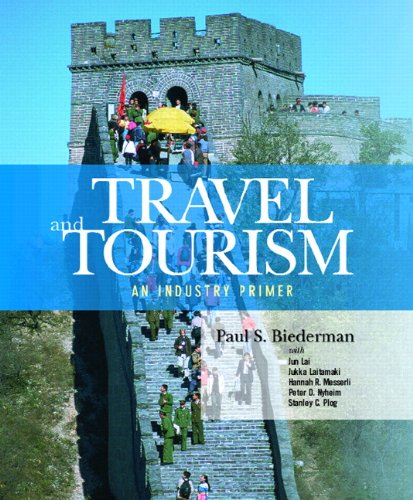 9780131701298: Travel and Tourism: An Industry Primer