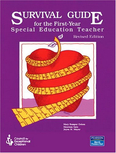 9780131701564: Survival Guide for the First-Year Special Education Teacher