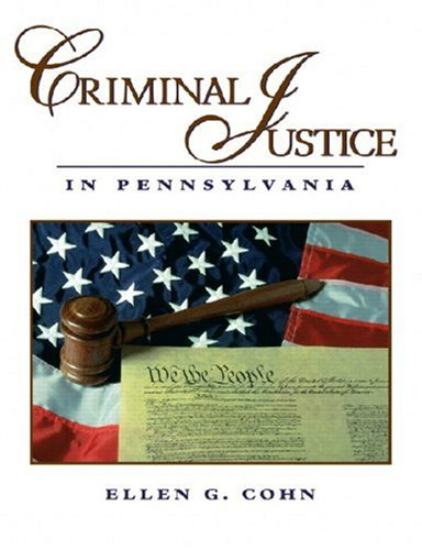 9780131701663: Criminal Justice in Pennsylvania