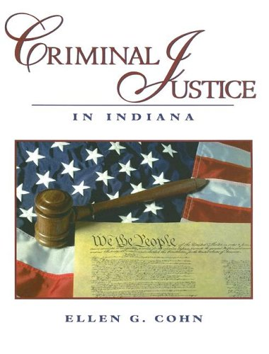 9780131701687: Criminal Justice in Indiana