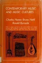 9780131701755: Contemporary Music and Music Cultures