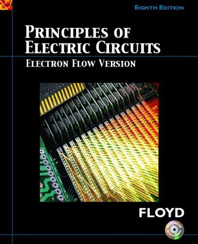 9780131701786: Principles of Electric Circuits: Electron Flow Version (8th Edition)