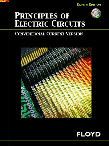9780131701793: Principles of Electric Circuits: Conventional Current Version (8th Edition)