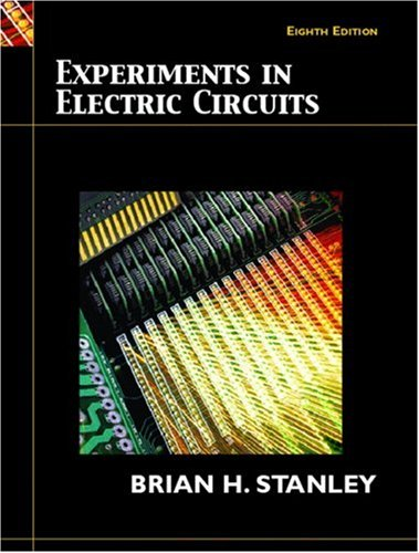 9780131701809: Experiments in Electric Circuits