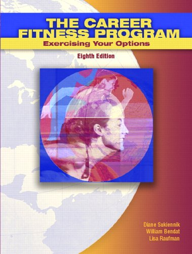 9780131702943: The Career Fitness Program: Exercising your Options (8th Edition)